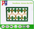 Medical Double Sided Tinned Rigid Flex Printed Circuit Boards 4 Layers ENIG Process