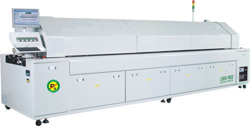 TOP8820N SMT Assembly Equipment Automatic 10 Zones Lead Free Reflow Oven