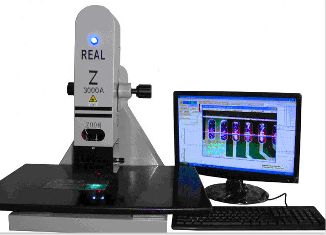 3D Optical Measurement System , Digital Video Measurement System