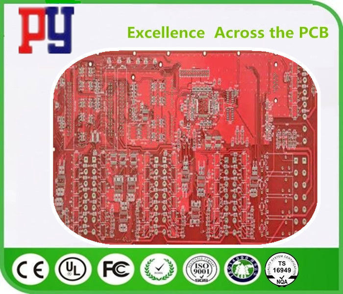 Fr4tg150 FR4 PCB Board Double Side 1-4oz Copper Thickness HASL Surface Finishing